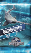 Onchopristis Pack