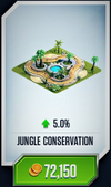 Jungle Conservation Card