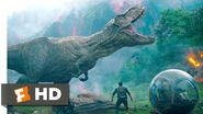Jurassic World Fallen Kingdom (2018) - Saved by Rexy Scene (4 10) Movieclips