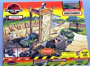 Raptor garage