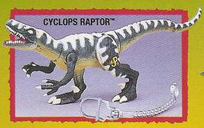 Raptortoys 1997 cyclops