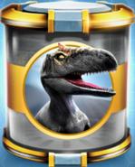 Allosaurus Gold Incubator