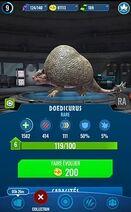 Doedicurus alive