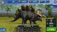 Stegoceratops lvl 20 by crookedsanity-d91zvc6