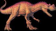 Ceratosaurus joe