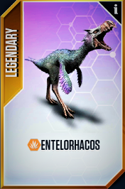 Entelorhacos Card