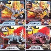 Velociraptor Echo, Stygimoloch, Styracosaurus, and Scutosaurus 2020