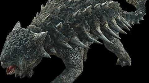 Ankylosaurus Magniventris Sounds J.P