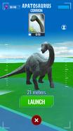 Apatosaurus Map