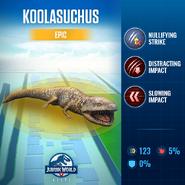 Koolasuchus Spotlight