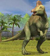 Corythosaurus lvl 10