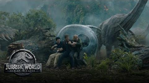 Jurassic World Fallen Kingdom - Trailer Thursday (Run) (HD)