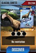 Glacial Shifts (Urtinotherium)