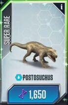 Postosuchus carte