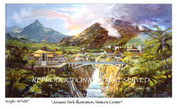 Movie-art-illustration-jurassic-park-visitors-center