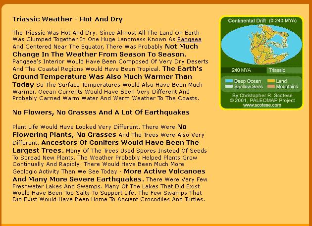 Triassic Weather