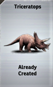 Triceratops Card Builder
