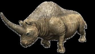 JWA PressKit Elasmotherium