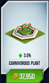 Carnivorous Plant Card