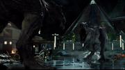 Indominus VS T. rex