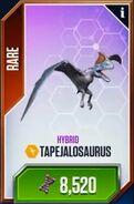 Tapejalosaurus Card