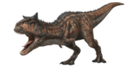 Jurassic world carnotaurus v2 by sonichedgehog2-dcexfdm