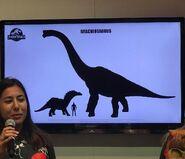 Mattel-2019-Brachiosaurus