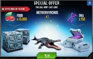 Metriorhynchus Special Offer