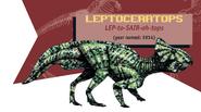 Jurassic Park Jurassic World Guide Leptoceratops