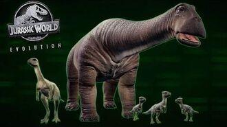 New Herbivore DLC Revealed! - Jurassic World Evolution