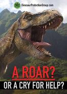 Dinosaur protection group roar by kaijudialga-dc2e45v