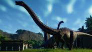 DiplodocusJurassic World Evolution 2 0