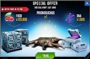 Prionosuchus Special Offer