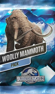 Woolly Mammoth Pack