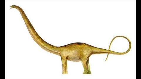 Jurassic Park - Mamenchisaurus. sinocanodorum Sound Effects *OLD*