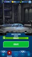 Sarcosuchus Hologram JWA