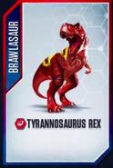 Tyrannosaurus Brawlasaur