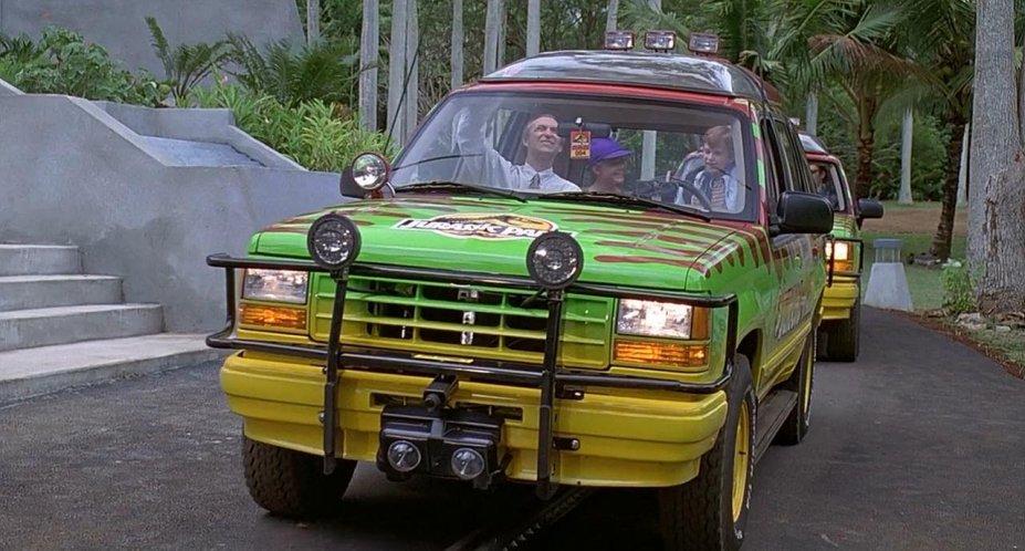 Ford Explorer Wiki >> Explorer 04 Jurassic Park Wiki Fandom