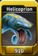 Helicoprion Max Icon JPB