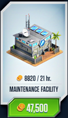 Maintenance Card