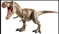 Mattel T. rex Repaint