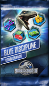 Blue Discipline Pack