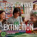 DPG - Education over extinction