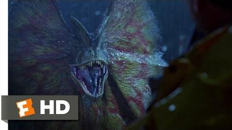 Jurassic Park (1993) - Nedry's Plan Goes Awry Scene (5 10) Movieclips