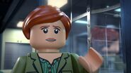 Lego Claire Dearing