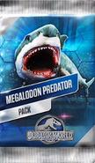 Megalodon Predator Pack