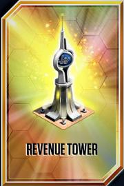 Revenue Tower Card