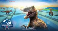JurassicWorldAlive Wallpaper 07a PC