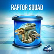 Raptor Squad Incubator