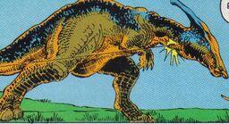 ParasaurolophusToppsComics